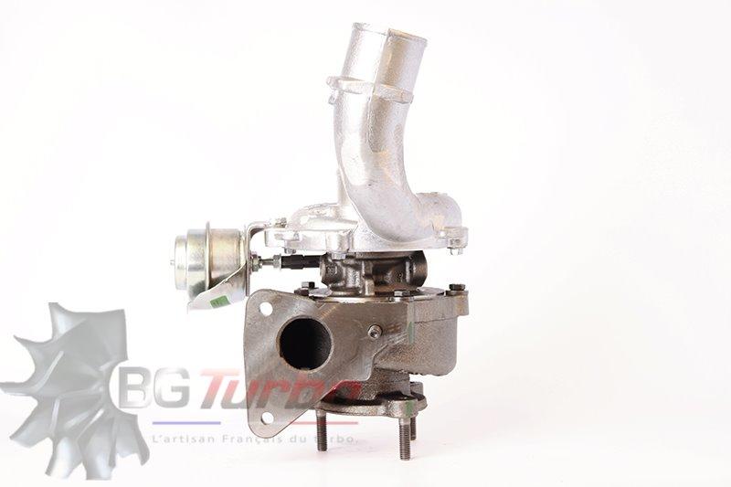 Turbo GARRETT Renault 1.9 DCI 120 CV 708639