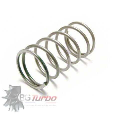 GRAND Ressort JAUNE 0.7 Bar (10.15 PSI) pour Wastegate TIAL F38SPRING 0.6 BAR/8.70 PSI FOR WG44/46