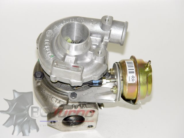 Turbo TURBO - GARRETT RECONDITIONNÉ EN FRANCE - BMW 318 320 520 D E46 M47D 2,0 L 122 136 150 CV - 700447-0009